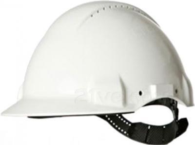 Защитная строительная каска 3M XH001674759 - общий вид