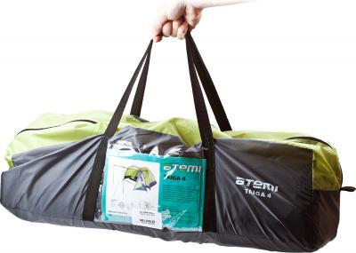 Палатка Atemi Taiga 4-местная - в упакованном виде