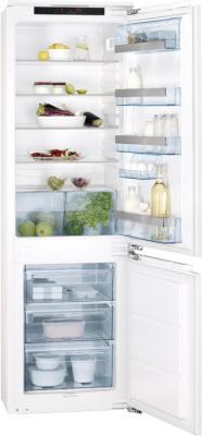 Холодильник с морозильником AEG SCS81800F0 - общий вид