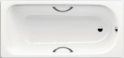 Ванна стальная Kaldewei Saniform Plus Star 336 170x75 - общий вид