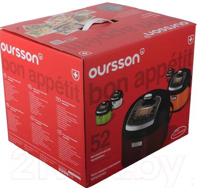 Мультиварка Oursson MP5010PSD/GA - коробка