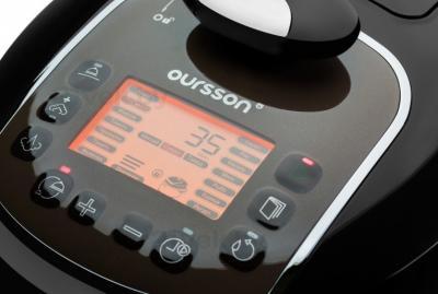 Мультиварка Oursson MP5010PSD/RD - панель управления