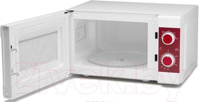 Микроволновая печь Oursson MM2002/DC - с открытой дверцей