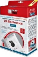 Комплект пылесборников для пылесоса ProFilters LG-11 -