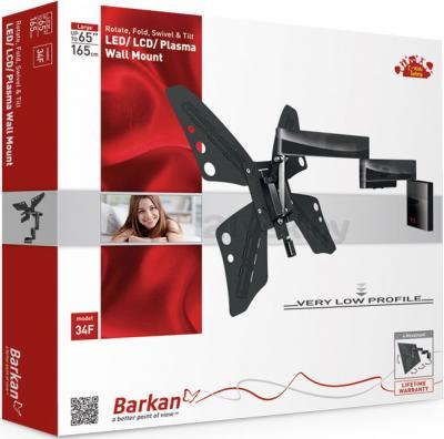 Кронштейн для телевизора Barkan 34F.B - упаковка