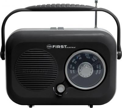 Радиоприемник FIRST Austria FA-1906 - черный вариант расцветки
