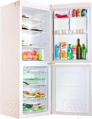 Холодильник с морозильником LG GA-B379SEQA