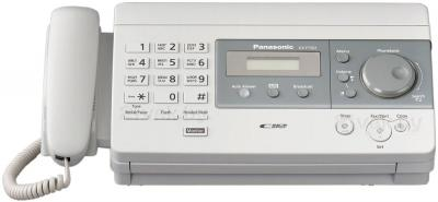 Факс Panasonic KX-FT502RU-W - общий вид