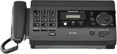 Факс Panasonic KX-FT504RU-B - общий вид