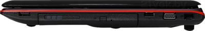 Ноутбук MSI GE70 2OE-298XBY - вид сбоку