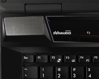 Ноутбук MSI GT70 2OC-845XBY - динамик