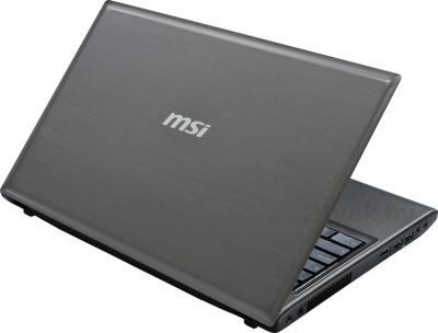 Ноутбук MSI CR61 3M-019XBY - вид сзади