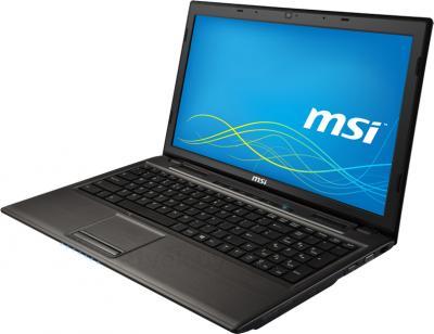Ноутбук MSI CR61 3M-019XBY - общий вид