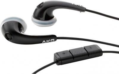 Наушники AKG K318 (Black) - общий вид