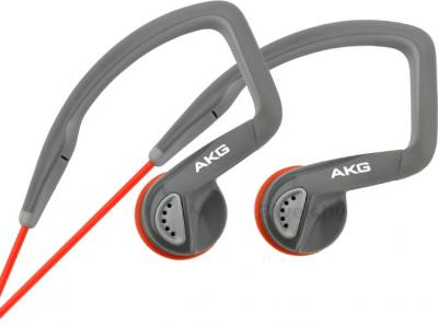 Наушники AKG K326 (Red) - общий вид