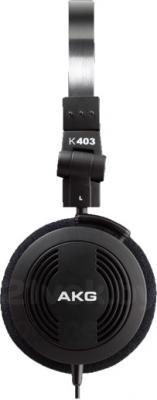 Наушники AKG K403 (Black) - вид сбоку