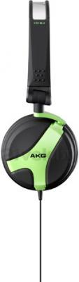 Наушники AKG K518 (Black-Yellow) - общий вид