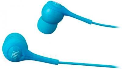 Наушники JBL Tempo In-Ear J01 (синий) - общий вид