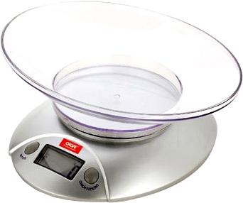 Кухонные весы Calve CL-4591 - общий вид