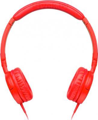 Наушники JBL Tempo On-Ear J03 (Red) - вид спереди