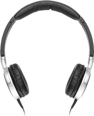 Наушники JBL Tempo On-Ear J03 (Silver) - вид спереди