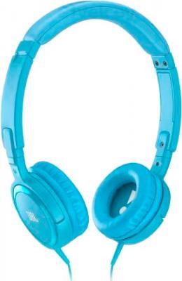 Наушники JBL Tempo On-Ear J03 (синий) - общий вид