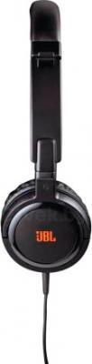 Наушники JBL Tempo On-Ear J03 (черный) - вид сбоку