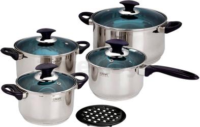 Набор кухонной посуды Calve CL-1061 - общий вид