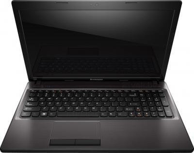 Ноутбук Lenovo IdeaPad G580 (59407182) - общий вид