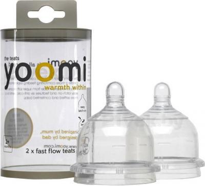Соска Yoomi 2FF (быстрая) - общий вид