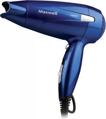 Компактный фен Maxwell MW-2016 - общий вид