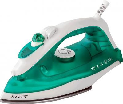 Утюг Scarlett SC-SI30S01 (зеленый) - общий вид