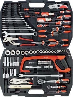 Универсальный набор инструментов Yato YT-3891 (79 предметов) - общий вид