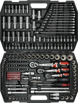 Универсальный набор инструментов Yato YT-3884 (215 предметов) - общий вид