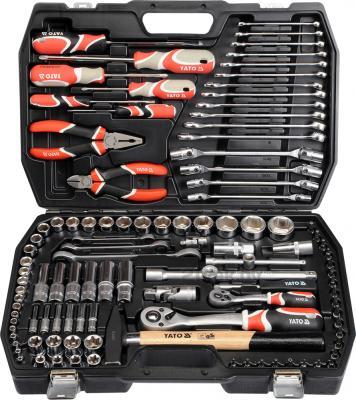 Универсальный набор инструментов Yato YT-3889 (109 предметов) - общий вид