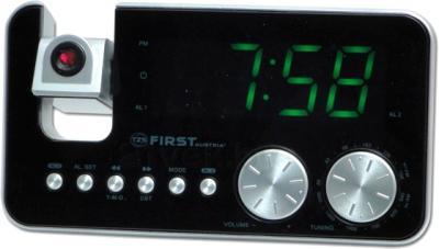 Радиочасы FIRST Austria FA-2421-3 - общий вид