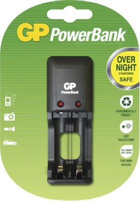 Зарядное устройство для аккумуляторов GP Batteries PB330GSW250-2UE2 - общий вид
