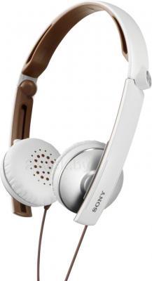 Наушники-гарнитура Sony MDR-S70APW - общий вид