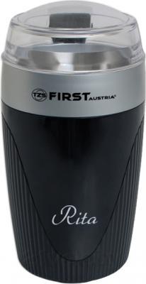 Кофемолка FIRST Austria FA-5481-1 (черный) - общий вид