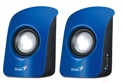 Мультимедиа акустика Genius SP-U115 (Blue)