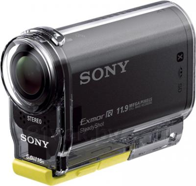 Экшн-камера Sony HDR-AS30VB (набор Bike) - общий вид