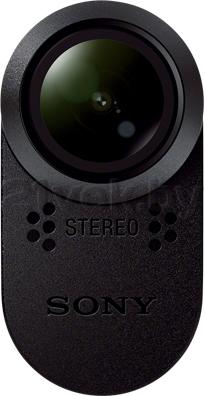 Экшн-камера Sony HDR-AS30VB (набор Bike) - вид спереди