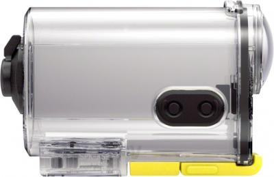 Экшн-камера Sony HDR-AS30VB (набор Bike) - защитный корпус