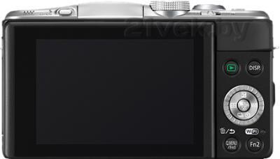 Беззеркальный фотоаппарат Panasonic Lumix DMC-GF6KEE - вид сзади