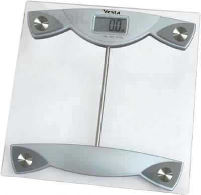 Напольные весы электронные Vesta VA-8032 - общий вид