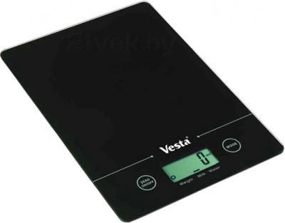Кухонные весы Vesta VA-8062 - общий вид