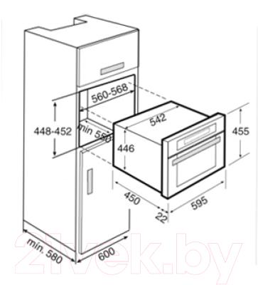 Духовой шкаф Teka MWL 32 BIS