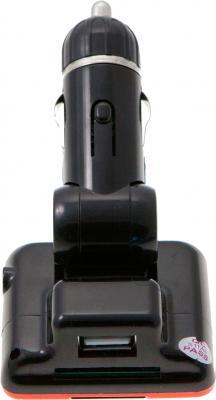 FM-модулятор Atomic T892M - вид сзади