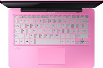 Ноутбук Sony Vaio Fit SVF11N1L2RP - вид сверху