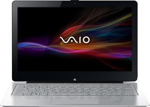 Ноутбук Sony Vaio Fit SVF11N1L2RS - фронтальный вид